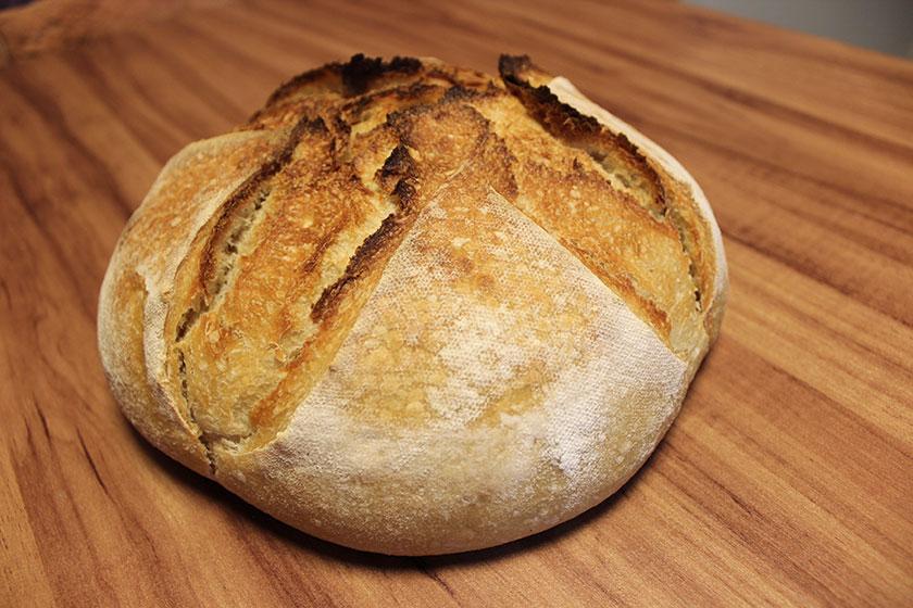Como modelar massa de pão: Bola e Batard