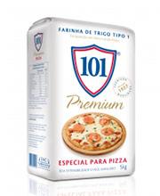 Farinha para pão: 101 Premium Especial para Pizzas