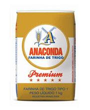 Farinha para pão: Anaconda Premium