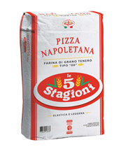 Farinha para pão: Le 5 Stagioni