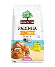 Farinha para pão: Mãe Terra Integral
