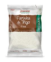 Farinha para pão: Jasmine Integral