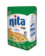 Farinha para pão: Nita Pizza