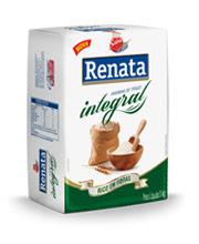 Farinha para pão: Renata Integral