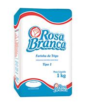 Farinha para pão: Rosa Branca