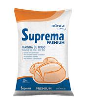 Farinha para pão: Suprema Premium