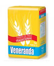 Farinha para pão: Veneranda