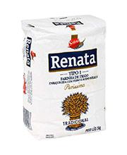 Farinha para pão: Renata