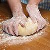 Utensílios para fazer pão: Bancada