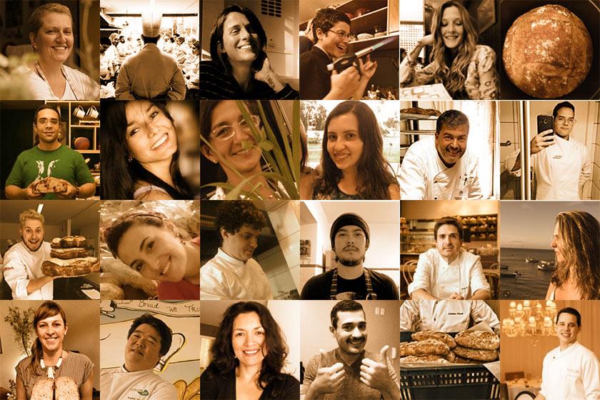 39 padeiros profissionais e amadores para seguir no Instagram