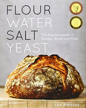Livros sobre panificação: Flour Water Salt Yeast