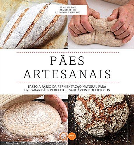 Livros sobre panificação: O Livro do Pão