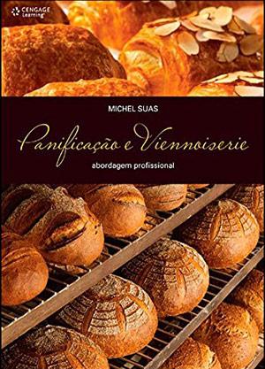 Livros sobre panificação: Panificação e Viennoiserie