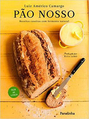 Livros sobre panificação: Pão Nosso