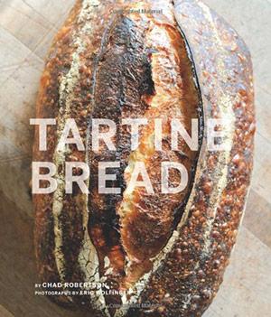 Livros sobre panificação: Tartine Bread