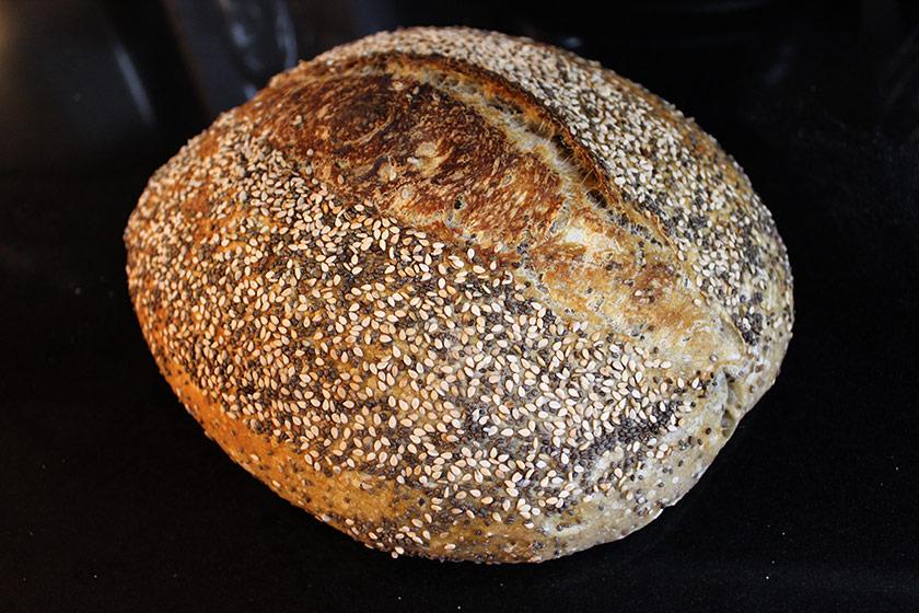 Pão Multigrãos