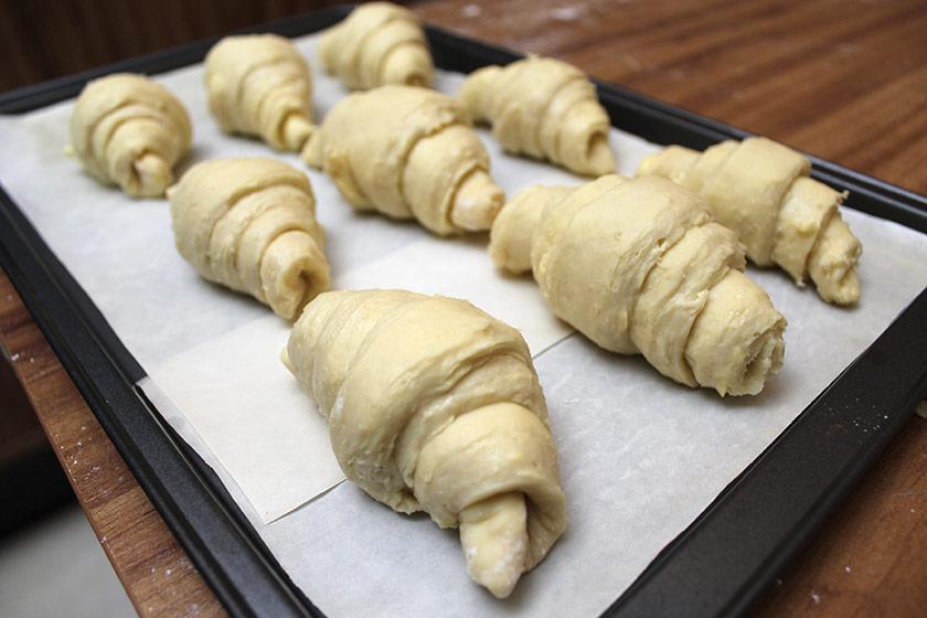 Receita de Croissant: Modelagem
