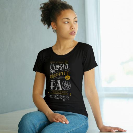 Camiseta Benção do Padeiro (Feminina)