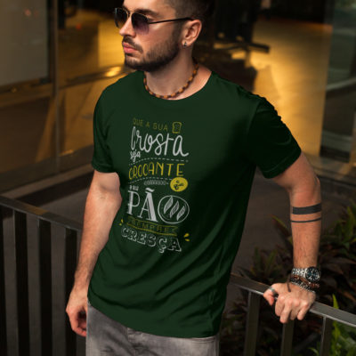 Camiseta Benção do Padeiro (Masculina)
