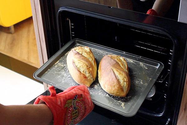 Curso Pão Caseiro com Fermentação Natural