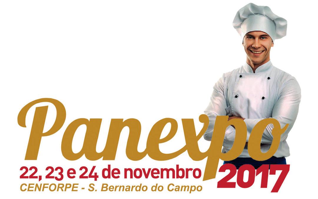 Panexpo 2017 apresenta novidades do mercado de panificação, pizzaria e confeitaria