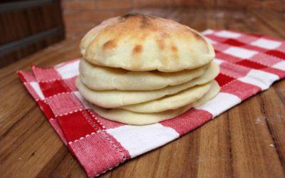 Pão Sírio ou Pita