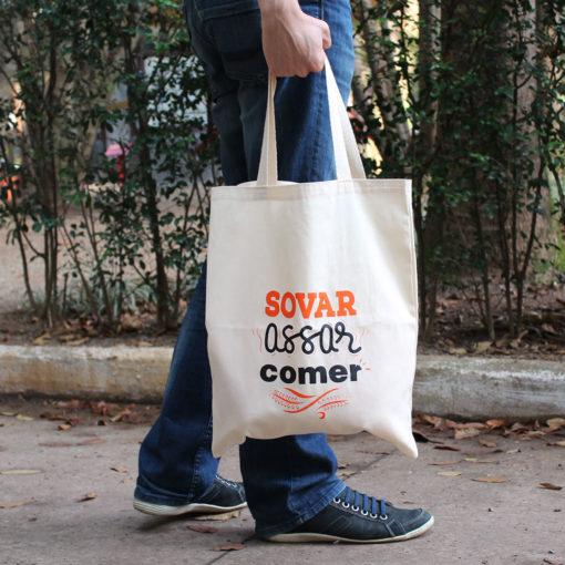 Ecobag Sovar, Assar e Comer
