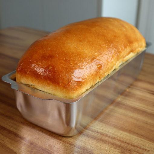 Forma de Pão de Forma Caseiro