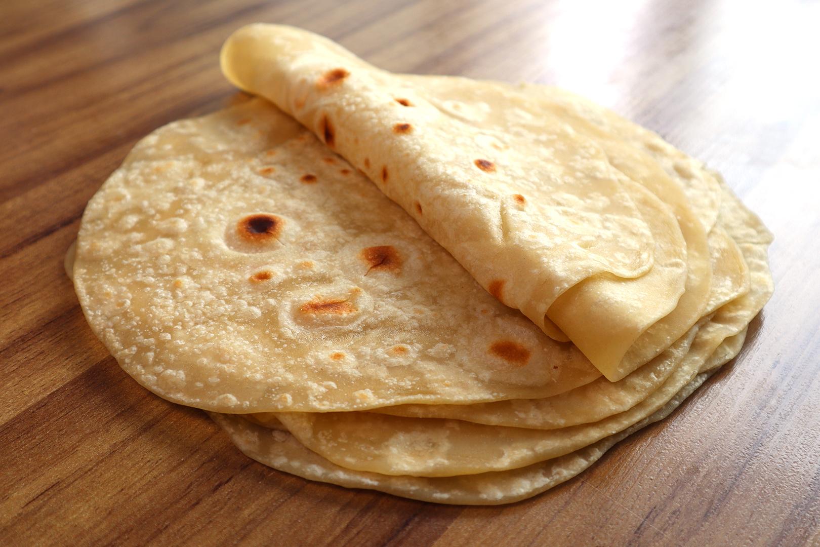 Receita de Pão Folha
