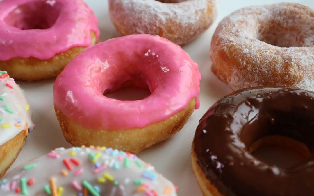 Donut ou Doughnut