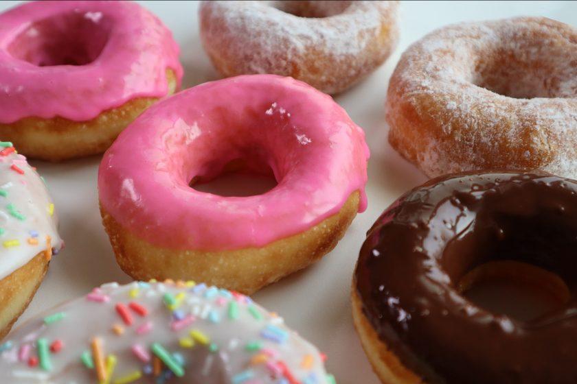 Receita de Donut