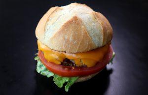 Receita de Pão Francês de Hambúrguer